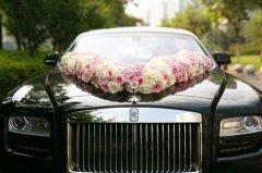 婚庆车队一般多少钱 你知道吗
