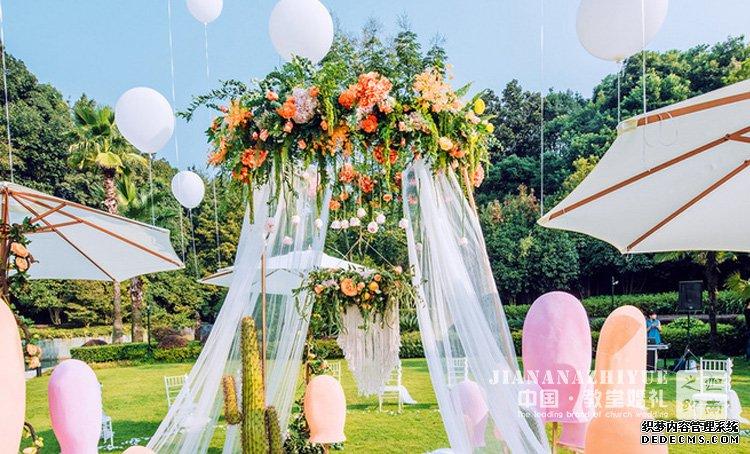 农村婚宴该如何布置?