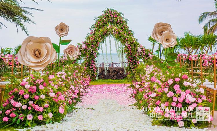 婚礼花门有哪些种类?