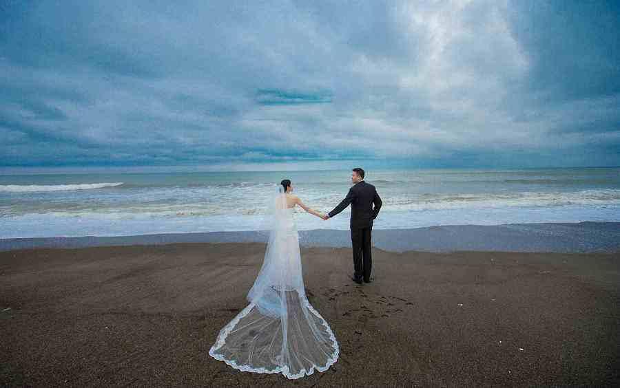 如何拍出完美的婚纱照