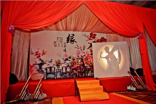 中式婚礼有什么游戏互动 & 婚礼现场互动游戏