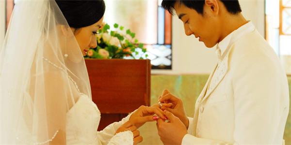 教堂婚礼仪式流程细节