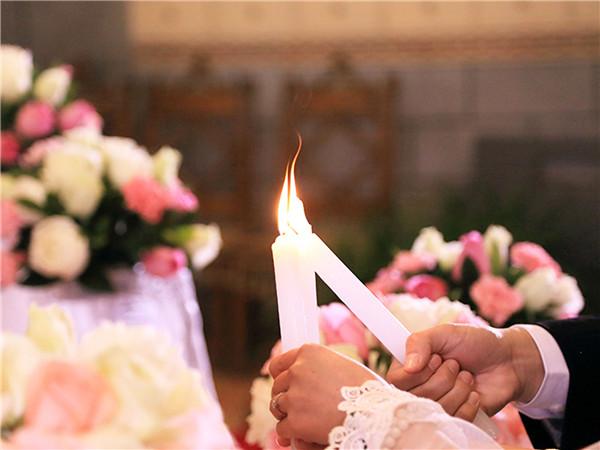 济南教堂婚礼多少钱