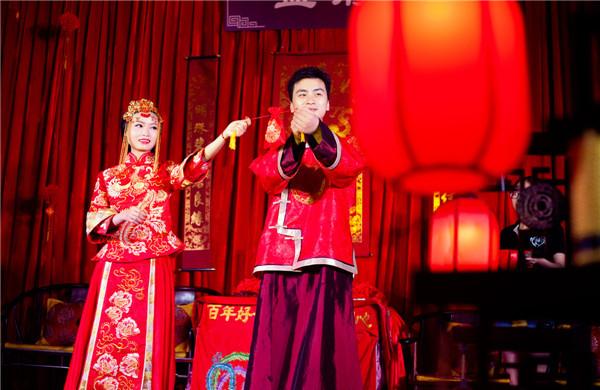 中式婚庆多少钱_济南婚庆公司为您分享