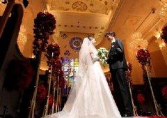 教堂婚礼的结婚仪式流程与注意事项