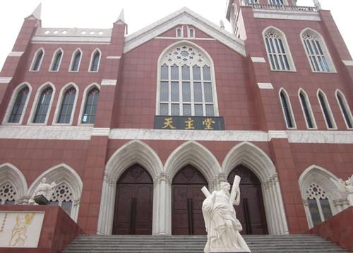 济南适合举办婚礼的教堂有哪些