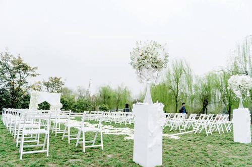草坪创意婚礼之主题特色
