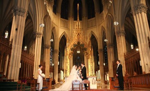 西式婚礼习俗你知道多少 西式结婚习俗