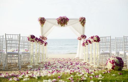 婚礼现场要怎么布置