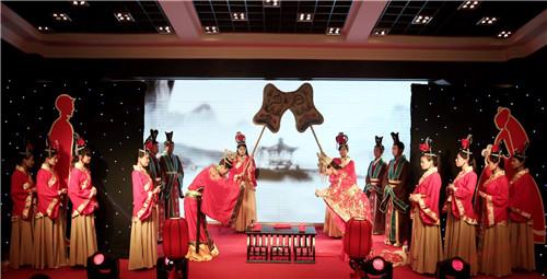 汉式婚礼仪式流程 感受华夏千年传承