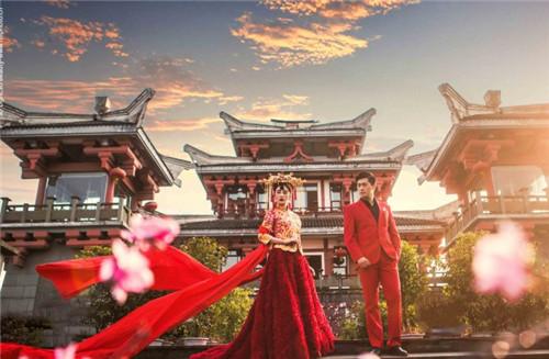中式婚礼中10个有趣的创意环节