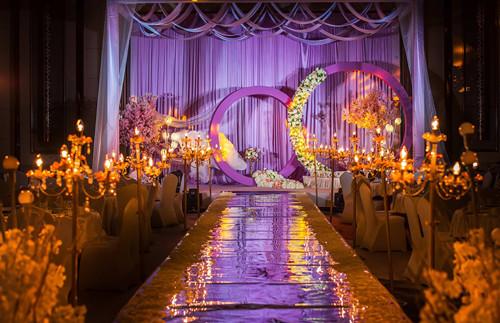 婚礼中常用的主题颜色有哪些