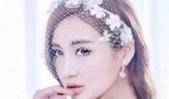 韩式婚纱照新娘发型 唯美造型抢先看