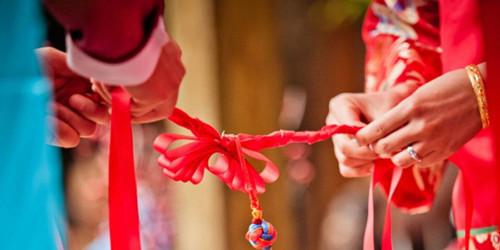 中式婚礼策划流程_迦南之约婚庆公司为您分享