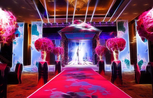 婚礼现场布置流程