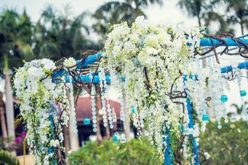 婚礼怎么用花省钱又浪漫