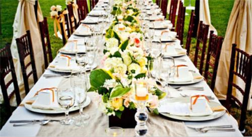 户外婚礼场地布置注意事项_济南婚礼为您分享