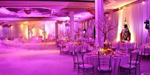 别让灯光毁掉你的婚礼