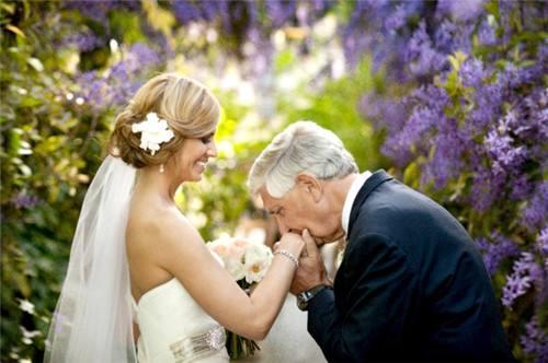 婚礼上,新人的父亲穿什么_济南婚庆公司为您分享