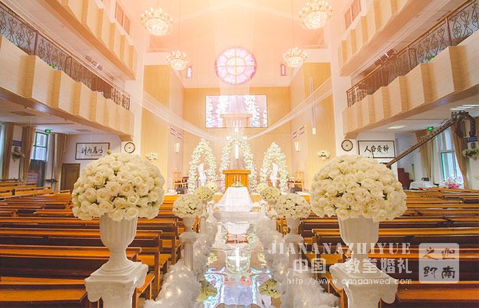 济南那座教堂可以办婚礼,济南那家教堂婚庆公司比较不错