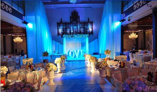 酒店婚礼如何选择场地,济南婚庆公司给你分享