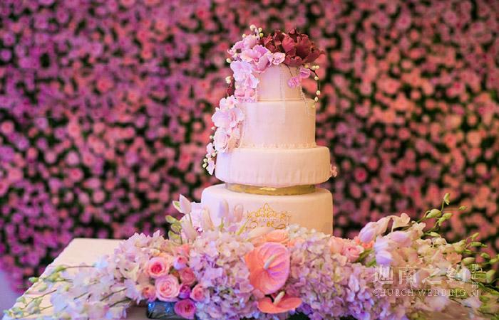 主题婚礼—粉色浪漫