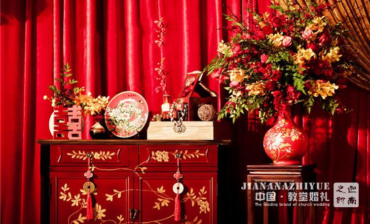 中国传统婚礼习俗,五千年的文化沉淀!