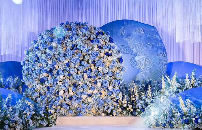 酒店婚礼-沁 蓝