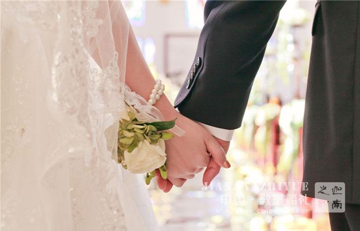 济南新甸教堂婚礼视频