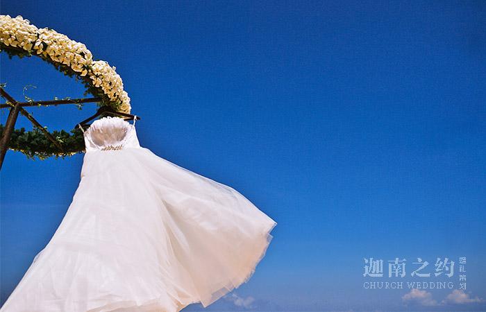 沙滩婚礼—海外沙滩婚礼