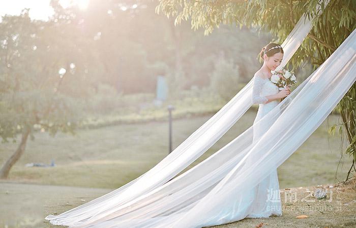 草坪婚礼—钟情