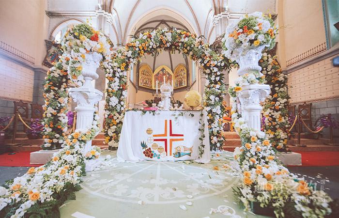 唯爱一生·教堂婚礼视频