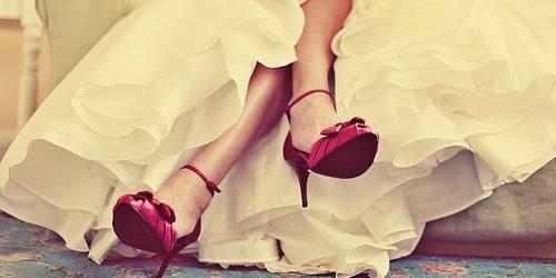 如何选择合适的婚鞋