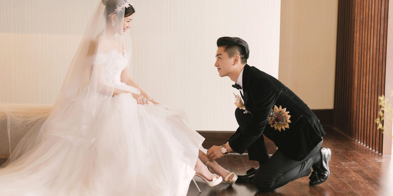 挑选新娘婚鞋的注意事项