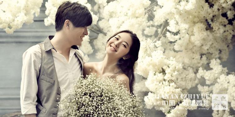 婚礼用花流行趋势