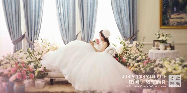 在拍婚纱照的时候如何显瘦