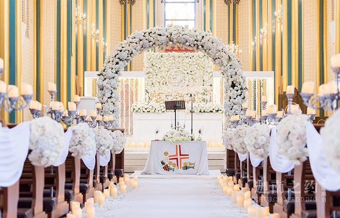 青春是你·教堂婚礼